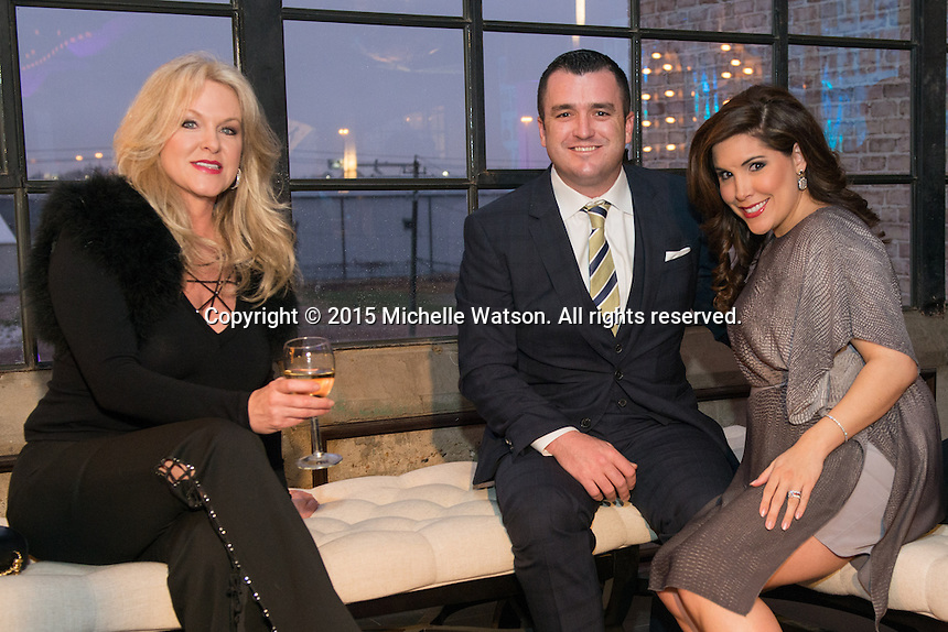 Houston Magazine 10th Anniversary Celebration at The Astorian