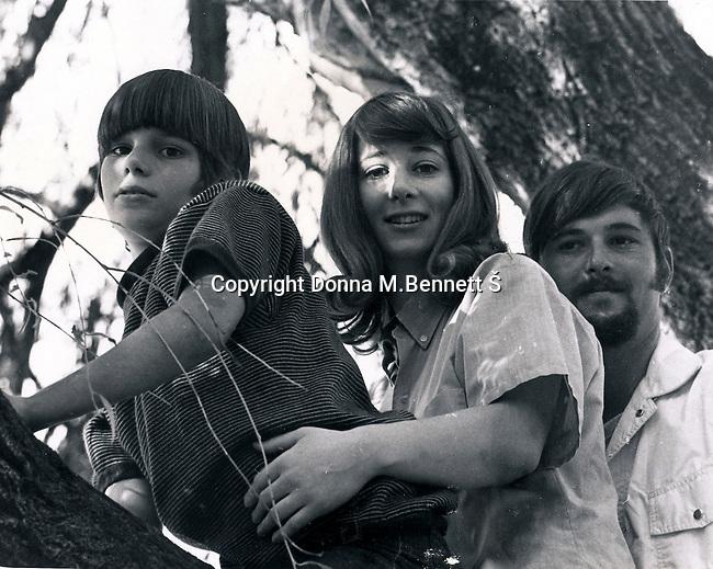 Brian, Sheri, Ron Bennett,