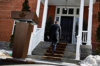 PM Trudeau makes an announcement from Rideau Cottage followed by questions from the Media. March 18, 2020.