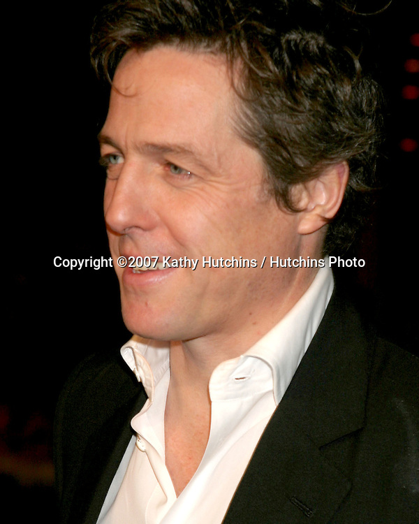 "Hugh Grant.""Music & Lyrics"" Premiere.Mann's Grauman Theater.Los Angeles, CA.February 7, 2007.©2007 Kathy Hutchins / Hutchins Photo."