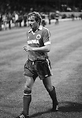 03/09/1980 Blackpool v Everton  League Cup 2nd Round 2nd Leg .Asa Hartford...© Phill Heywood.