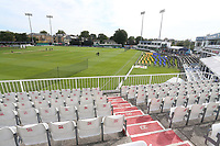 General view of the ground ahead of Essex Eagles vs Middlesex, NatWest T20 Blast Cricket at The Cloudfm County Ground on 11th August 2017