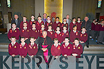 Confirmed on Friday in Our Lady and St Brendan's Church, Tralee were Francis Quill's 6th class of Holy Family School, Tralee by the Bishop of Kerry Bill Murphy on Friday................... . ............................... ..........