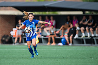 Boston, MA - Saturday July 01, 2017: Brooke Elby during a regular season National Women's Soccer League (NWSL) match between the Boston Breakers and the Washington Spirit at Jordan Field.
