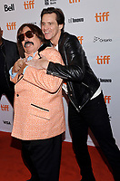 11 September 2017 - Toronto, Ontario Canada - Jim Carrey, Tony Clifton. 2017 Toronto International Film Festival - &quot;Jim &amp; Andy: The Great Beyond&quot; Premiere held at Princess of Wales Theatre. <br /> CAP/ADM/BPC<br /> &copy;BPC/ADM/Capital Pictures