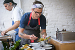 South Street Seaport Food Lab Chef Hugh Acheson