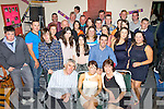 Fiona Murphy seated front centre celebrated her 21st birthday in Mike Murts Bar Cahersiveen with family & friends.