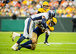 Green Bay Packers against the Denver Broncos during a regular season game at Lambeau Field in Green Bay on Sunday, September 22, 2019.