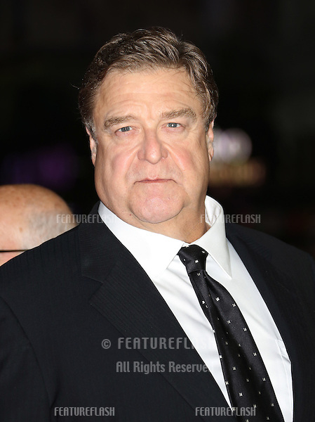 John Goodman at the 56th BFI London Film Festival: Argo - Accenture gala, held at the Odeon Leicester Square. 17/10/2012 Picture by: Henry Harris / Featureflash
