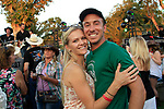 LOS ANGELES - AUG 27: Clay Walker, Ken Smith family at the Clay Walker Country at the Downs concert  at Galway Downs on August 27, 2017 in Temecula, California