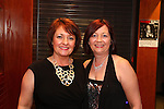 Pauline Sullivan and Marie Reynolds at Tango's 6th Anniversary Party.<br /> Picture: Shane Maguire / www.newsfile.ie