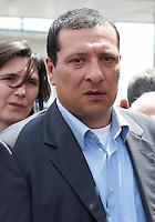 Presentazione dei candidati al consiglio comunale di Napoli del movimento cinque stelle<br /> Antonino Volpe