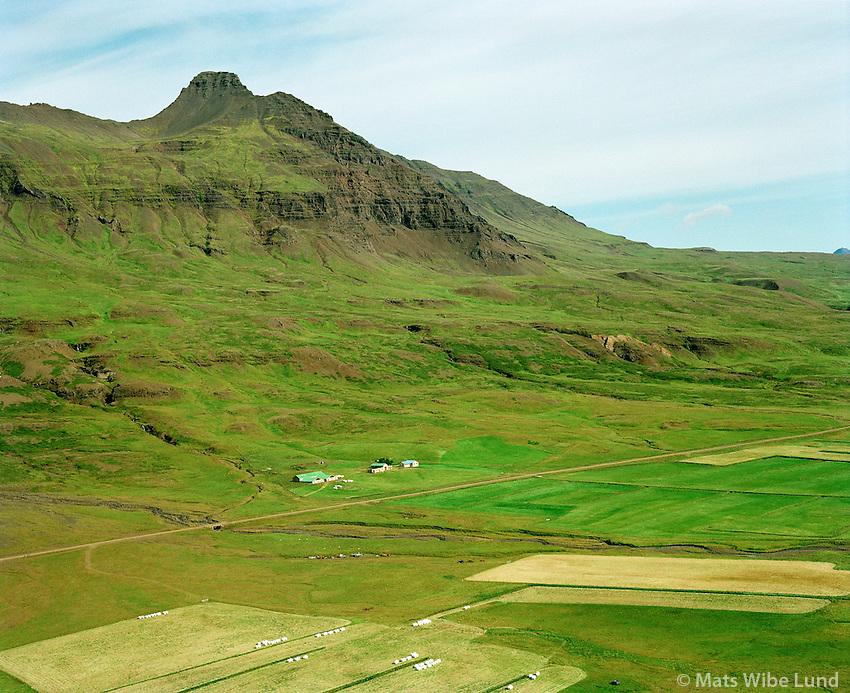 Höskuldsstaðasel, Breiðdalshreppur.Hoskuldsstadasel, Breiddalshreppur.23.8.1998