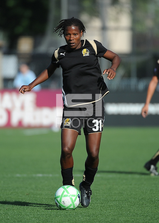 Formiga. The Los Angeles Sol defeated FC Gold Pride, 2-0, at Buck Shaw Stadium in Santa Clara, CA on May 24, 2009.
