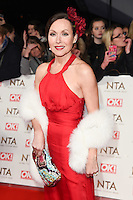 Amanda Mealing<br /> at the National TV Awards 2017 held at the O2 Arena, Greenwich, London.<br /> <br /> <br /> ©Ash Knotek  D3221  25/01/2017