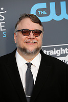 Guillermo Del Toro attends the 23rd Annual Critics' Choice Awards at Barker Hangar in Santa Monica, Los Angeles, USA, on 11 January 2018. Photo: Hubert Boesl - NO WIRE SERVICE - Photo: Hubert Boesl/dpa /MediaPunch ***FOR USA ONLY***