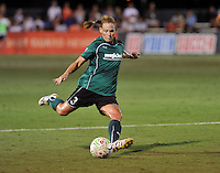 Christie Rampone    Boston Breakers vs. MagicJack at the FAU Field  Boca Raton, FL August 17, 2011 WPS First Round Playoffs