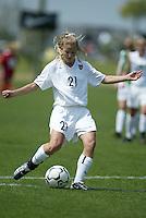 Carissa Voegle, U-16 US GNT, March 12, 2004