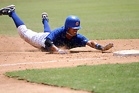 George Matheus / AZL Cubs..Photo by:  Bill Mitchell/Four Seam Images