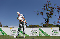 Vaughn Groenewald (RSA) from the 4th tee during the practice day ahead of the Tshwane Open 2015 at the Pretoria Country Club, Waterkloof, Pretoria, South Africa. Picture:  David Lloyd / www.golffile.ie. 10/03/2015