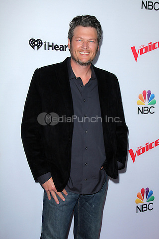"Blake Shelton Attending ""The Voice"" Spring Break Concert At The Pacific Design Center on April 23, 2015 in West Hollywood, California. Credit: David Edwards/DailyCeleb/MediaPunch"