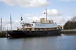 Friesland ferry boat to Stavoren, Enkhuizen, Netherlands