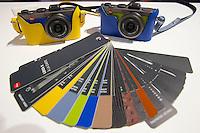 Photokina in Cologne ist the World's biggest bi-annual photo fair..Leica occupies half of Hall 1. Leica X2 ?à la carte? program.