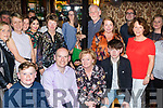 Dolores Gallagher from Derrymore, Tralee celebrated her 50th birthday last Saturday night in the Railway bar, Camp along with many friends and family.