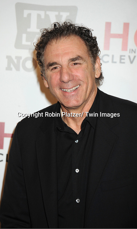 """Michael Richards attends the TV Land Party for the  premieres of """"Hot In Cleveland"""" and """"The Exes""""  on November 29, 2011 at SD26 in New York City. the party also celebrated Toys for Tots."""