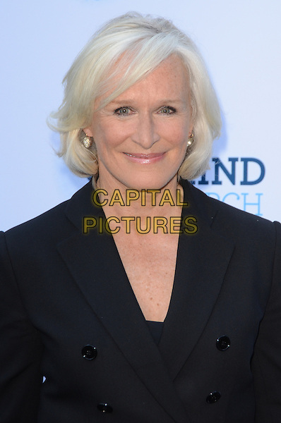 Glenn Close.Circle Of Hope Dinner And Entertainment Gala held at Beverly Hills Hotel, Beverly Hills, California, USA..September 19th, 2012.headshot portrait black blazer  .CAP/ADM/TW.©Tonya Wise/AdMedia/Capital Pictures.