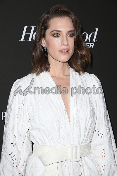 05 January 2019 - Los Angeles, California - Allison Williams. Sean Penn CORE Gala: Benefiting the organization formerly known as J/P HRO & Its Life-Saving Work Across Haiti & the World held at Wiltern Theater. Photo Credit: Faye Sadou/AdMedia