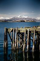 Pier, Kodiak Island, Alaska, US