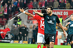 04.11.2018, Opel-Arena, Mainz, GER, 1 FBL, 1. FSV Mainz 05 vs SV Werder Bremen, <br /> <br /> DFL REGULATIONS PROHIBIT ANY USE OF PHOTOGRAPHS AS IMAGE SEQUENCES AND/OR QUASI-VIDEO.<br /> <br /> im Bild: Frust bei Claudio Pizarro (SV Werder Bremen #4)<br /> <br /> Foto © nordphoto / Fabisch