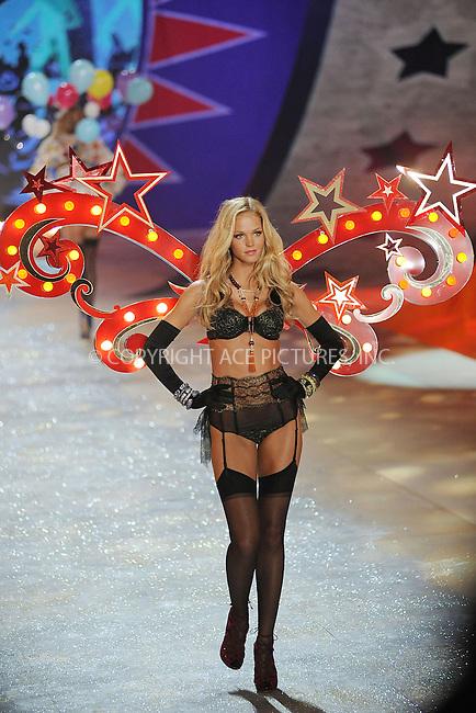 WWW.ACEPIXS.COM . . . . . .November 7, 2012...New York City....Erin Heatherton walks the runway during the 2012 Victoria's Secret Fashion Show at the Lexington Avenue Armory on November 7, 2012 in New York City ....Please byline: KRISTIN CALLAHAN - ACEPIXS.COM.. . . . . . ..Ace Pictures, Inc: ..tel: (212) 243 8787 or (646) 769 0430..e-mail: info@acepixs.com..web: http://www.acepixs.com .