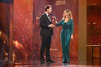 Fabian Cancellara & Sandra Studer - Credit Suisse Sports Awards 2018