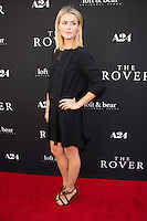 "Rachael Taylor attends the Premiere Of A24's ""The Rover"" - Red Carpet on June 12, 2014 (Photo by Crash/ Guest of A Guest)"