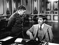 Comrade X (1940) <br /> Clark Gable<br /> *Filmstill - Editorial Use Only*<br /> CAP/MFS<br /> Image supplied by Capital Pictures