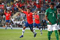 Futbol 2019 Sudamericano Sub 20 Chile vs Bolivia
