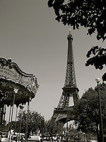 Eiffel Tower & Carrousel