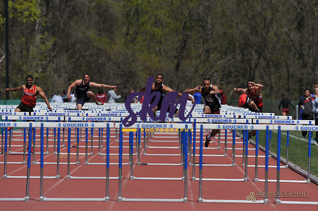 Mustangs Track & Field team competed at the Goucher Invitational in Towson, MD on Saturday afternoon.