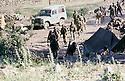Iraq 1983 <br /> July in Haj Omran, the arrival of the Iranian soldiers  <br /> Irak 1983 <br /> A Haj Omran, en juillet, l'arrivee des premiers soldats iraniens