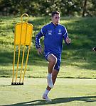 08.08.18 Rangers training: Nikola Katic