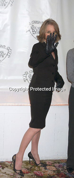 Diane Keaton..at the National Board of Review of Motion Pictures 2003 Annual Awards Gala on January 13, 2003 at The Tavern on the Green. Photo by Robin Platzer, Twin Images