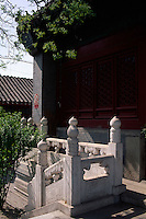 China, Peking, daostischer Tempel Baiyun Guan