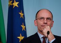 20140206 ROMA-POLITICA: CONSIGLIO DEI MINISTRI