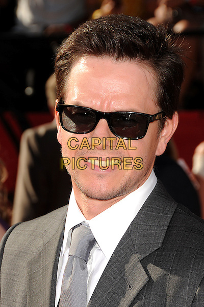 MARK WHALBERG.18th Annual ESPY Awards - Arrivals held at Nokia Theatre L.A. Live, Los Angeles, California, USA..July 14th, 2010.espys headshot portrait grey gray white sunglasses shades stubble facial hair .CAP/ADM/BP.©Byron Purvis/AdMedia/Capital Pictures.