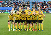2018.04.10 Italy - Belgium