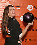 attends the 30th Annual Second Stage All-Star Bowling Classic at Lucky Strike on January 30, 2017 in New York City.