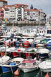 Lekeitio Port, Basque Country, Spain