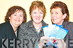 At last Thursdays launch of the Listowel Chamber of Commerce draws at the Seanachai Centre in Listowel were Margaret Maguire, RSVP magazine, Fiona O'Connor (O'Connor's Pharmacy and Opticians) and Norma Mullane (Dress 2 Impress).   Copyright Kerry's Eye 2008